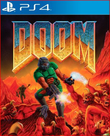 DOOM (1993) PS4 MÍDIA DIGITAL