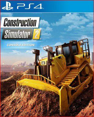 CONSTRUCTION SIMULATOR 2 US - CONSOLE EDITION PS4 MÍDIA DIGITAL