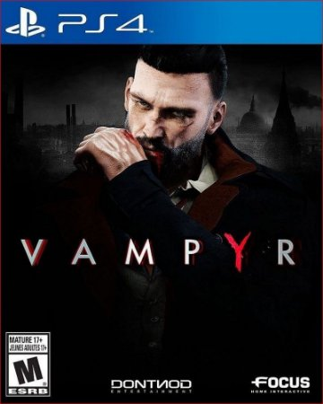 Vampyr PS4 Midia digital