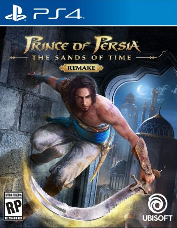 PRINCE OF PERSIA THE SANDS OF TIME REMAKE PS4 PSN MÍDIA DIGITAL