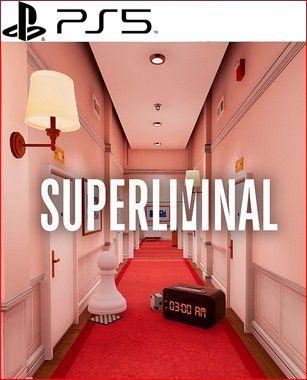 superliminal ps5 psn midia digital