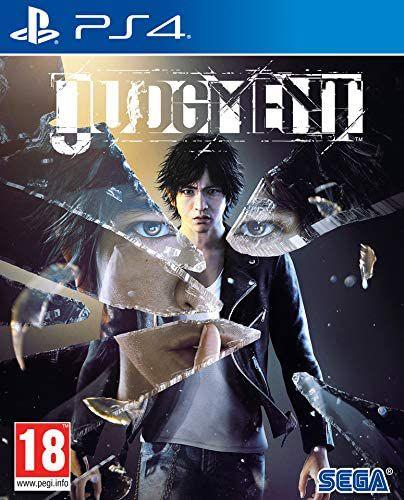 JUDGMENT PS4 MÍDIA DIGITAL