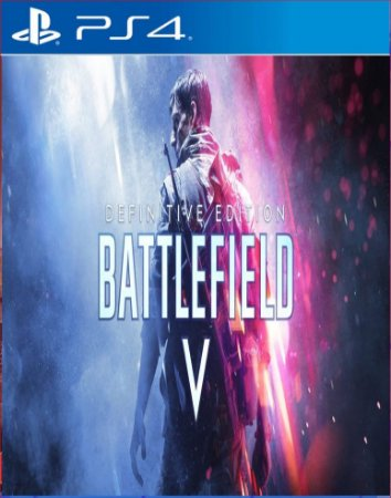 battlefield v edição definitiva ps4 mídia digital