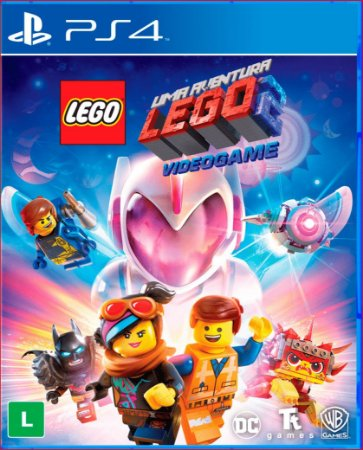 The lego movie 2 videogame PS4 MÍDIA DIGITAL