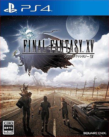 FINAL FANTASY XV PS4 MÍDIA DIGITAL