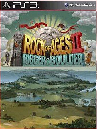 ROCK OF AGES 2 COMPLETE BUNDLE PS3 MÍDIA DIGITAL