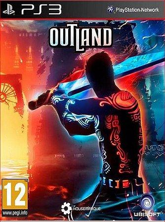 OUTLAND PS3 PSN MÍDIA DIGITAL