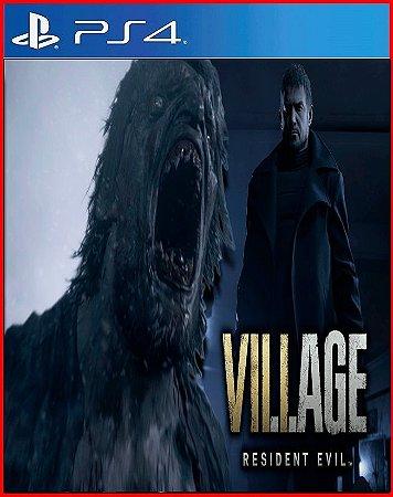 Resident Evil Village Ps4 Português Psn Mídia Digital