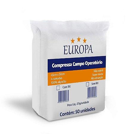 CAMPO OPERATORIO 45X50 C/50