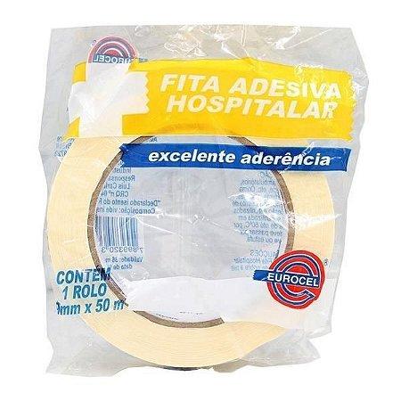 FITA ADESIVA CREPE 16MM X 50M