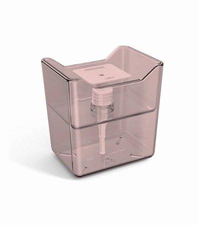 Dispenser Porta Detergente  Acrílico Com Acionador