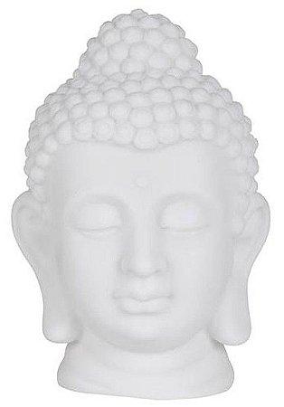 Luminária Led Buda Abajur De Mesa Criado Quarto Sala 5 Cores
