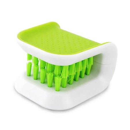 Escova Para Lavar Talheres Facas Garfos Colheres Pia Cozinha