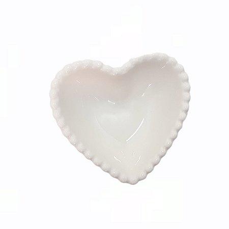 Porta Joias Bijuteria Coração Decoração Lar Porcelana