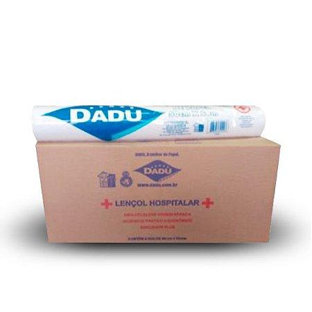 Lençol hospitalar Dadu 50x50cm - Caixa com 6 rolos