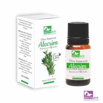 Óleo Essencial Alecrim Dermare 10 ml
