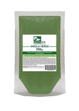 Argila Verde  Adstringente e Remineralizante 250g