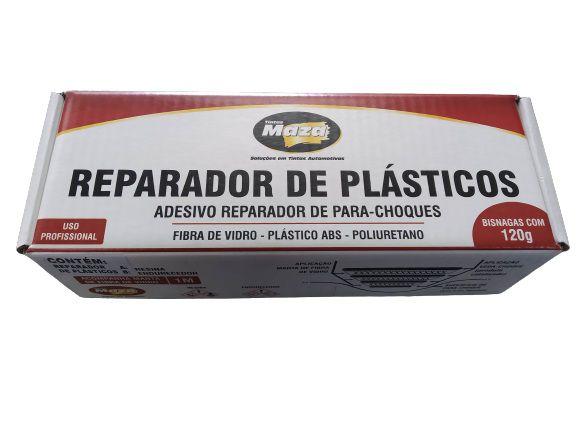 Maza Kit de Reparo para Para-Choque (240grs)