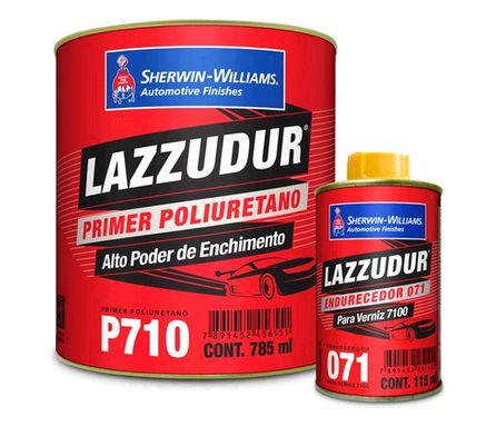 Lazzudur Primer PU P-710 + Catalisador (900ml)