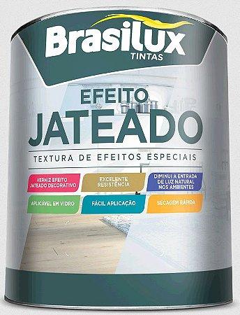 Brasilux Verniz PU para Efeito Jateado Alinfatico (900ml)