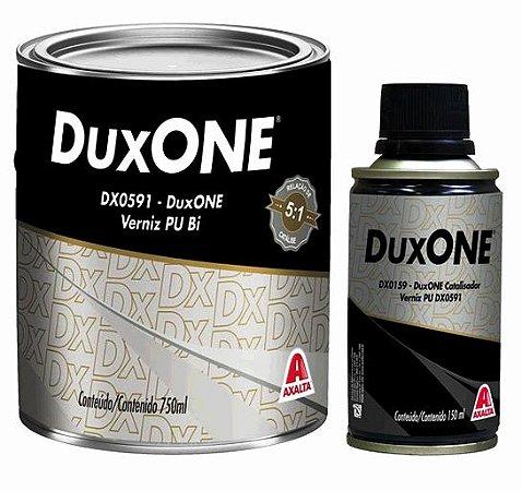 Duxone Verniz 0591 + Catalisador (900ml)