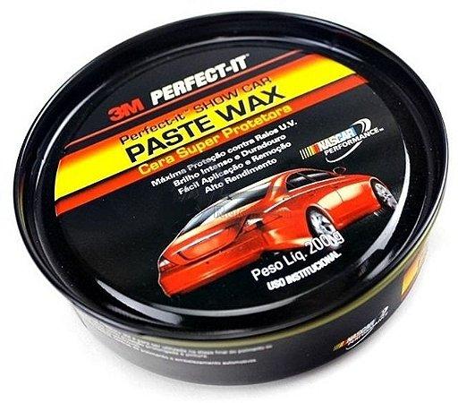 3M Cera Paste Wax (200g)