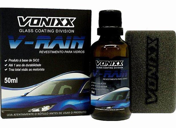 Vonixx V-Rain Revestimento para Vidros (50ml)