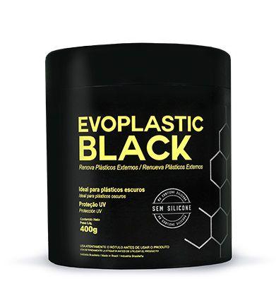 Evox Renova Plásticos Externo Evoplastic Black (400g)