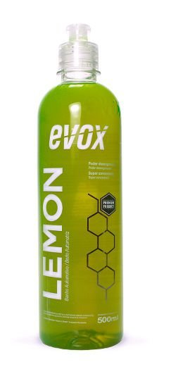 Evox Shampoo Desengraxante Lemon (500ml)