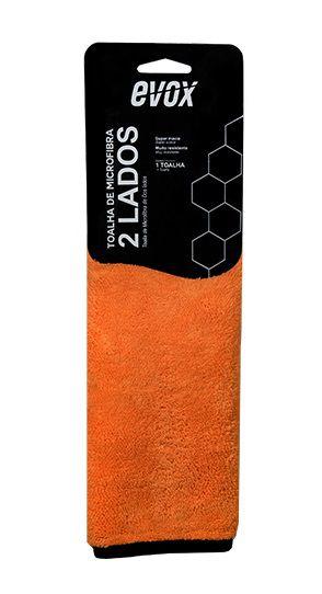 Evox Toalha de Microfibra Dois Lados 600gr/m² (40x40cm)