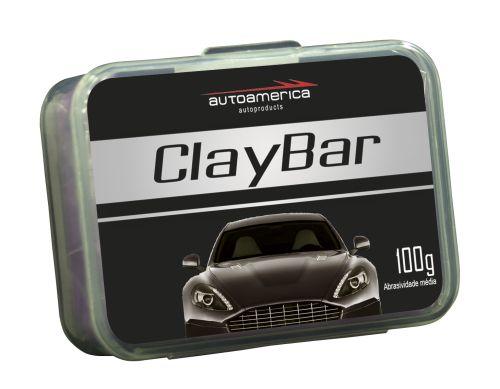 Autoamerica Pasta Abrasiva Clay Bar (100g)