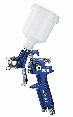 PDR Pistola de Pintura Gravidade Mini Hvpl Bico de 0.8mm PRO-545