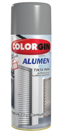 Colorgin Spray Alumen Alumínio 770 (350ml)