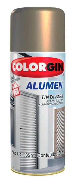 Colorgin Spray Alumen Bronze 1001 (350ml)