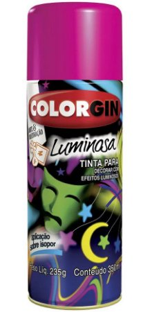 Colorgin Spray Luminosa Maravilha 758 (350ml)