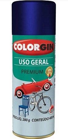 Colorgin Spray Uso Geral Azul Angra 57011 (400ml)