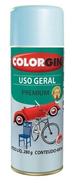 Colorgin Spray Uso Geral Azul Brastemp 55211 (400ml)