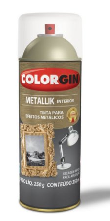 Colorgin Spray Metallik Verniz 58 (350ml)