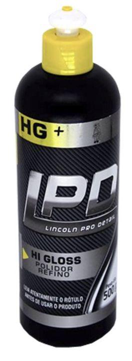 Lincoln Polidor LPD Refino Hi-Gloss HG+ (500gr)
