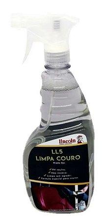 Lincoln Limpador de Couro LL5 (500ml)