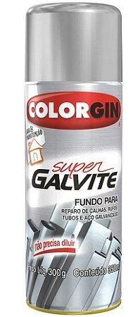 Colorgin Spray Fundo Para Aço Galvanizado 15000 (400ml)