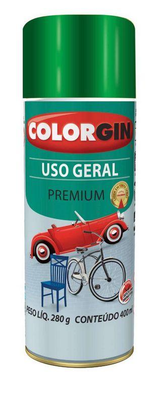 Colorgin Spray Uso Geral Turquesa Itapua 57131 (400ml)