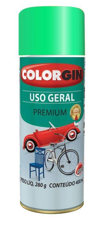 Colorgin Spray Uso Geral Verde Campos 57111 (400ml)