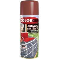 Colorgin Spray Tabaco Esmalte Sintetico (350ml)