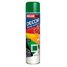 Colorgin Spray Decor Verde Folha (360ml)