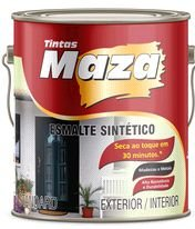 Maza Esmalte Automotivo Cinza Claro (3,6ml)