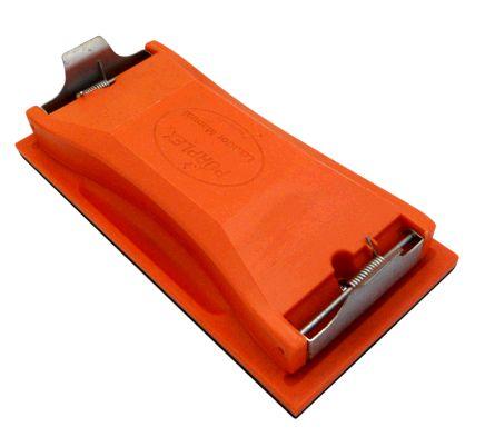"Purplex Lixador Manual ""Médio"" com Presilhas 220mmx105mm"
