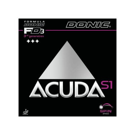 Borracha Donic Acuda S1
