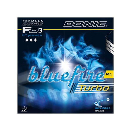 Borracha Donic BlueFire M1 Turbo