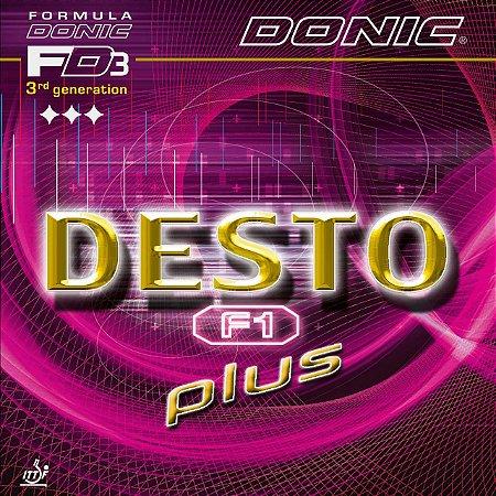 Borracha Donic Desto F1 Plus